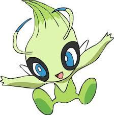 Top 5 pokemon Celebi