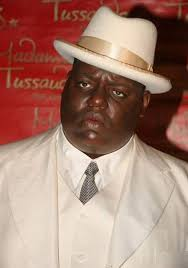 Notorious B.I.G. Wax Figure