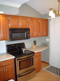 You can reface your kitchen cabinets