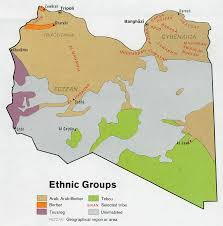 Libya Maps