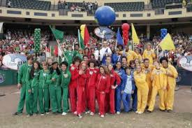 the Disney Channel Games!