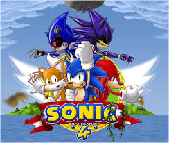 Sonic the Hedgehog 4 by