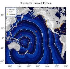 The Tsunami Advisory In Hawaii