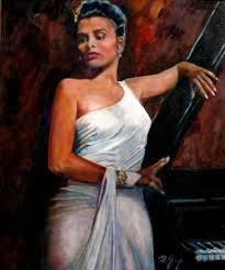 Lena Horne by Merryl Jaye
