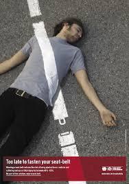 Death By not waerig your seatbelt
