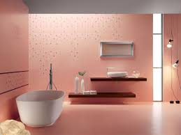 pink bathroom tile. Bathroom tiles will complement many different styles