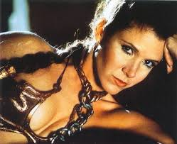 Carrie Fisher Talks Princess