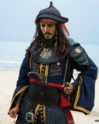Then Pirates of The Caribbean