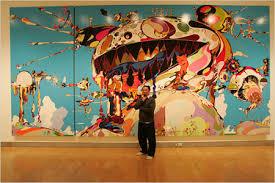 artist Takashi Murakamis