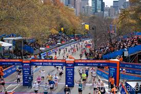 NYC Marathon goes today at