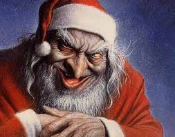 Contos Sombrios de Natal - Imagens EvilSanta
