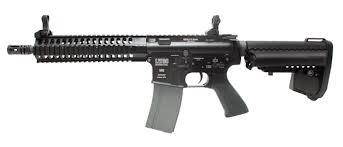Liste des répliques - Partie III, les fusils d'assaut [En cours] LWRC-M6-BLK-1