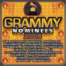 The album 2005 Grammy Nominees