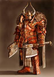 Regarde une feuille de personnage Warrior