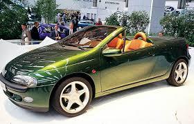 VI Raduno Opel Tigra a Riccione - Piazzale Roma 16-17 ottobre