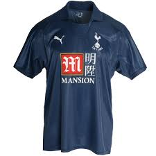 All Tottenham 2007/2008 Kits