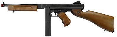 Liste des répliques - Partie II, les pistolets-mitrailleurs [Achevée] Thompson-M1A1_2