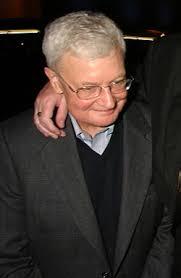 Roger Ebert in 2004