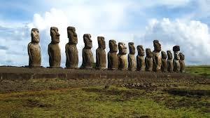 Easter Island is