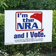 NRA vote outweighs national security concerns