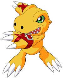 Digimon Adopts Xaki Game AgumonS
