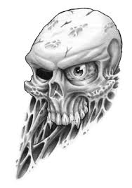 Skull Tattoo Designs Gallery 23