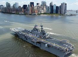its NYC Fleet Week!