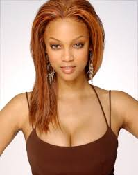 Undressed Hot Naked Latin Tyra Banks Public!