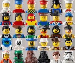 Lego Men Mug shots Timeline
