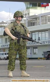 B1: The US Military Occupying FOUR Airports In Haiti…. rescuse Mission turns into Occupation Nightmare!!!