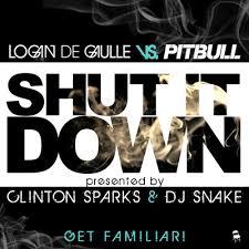 PitBull - Shut it...