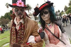 Celebration Dia De Los Muertos