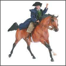 Of Paul Revere Traditional