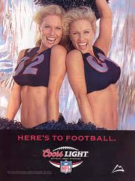 The Coors Light Twins