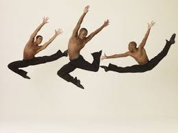 Led by Alvin Ailey