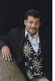 Neil deGrasse Tyson is the