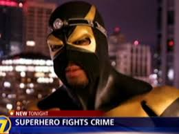 Hero Phoenix Jones is the