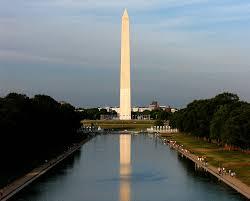 Washington Monument top