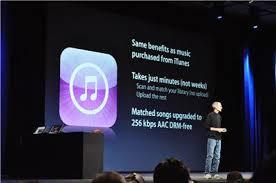 Basically iTunes Match will