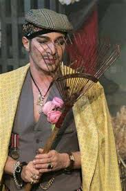 John Galliano Lives in a Glass