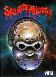 [Console]   FM towns Marty. Splatterhouse-marty