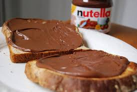 nutella for breakfast | Flickr