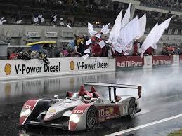 Audi R10, Le Mans 24 Hours,
