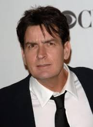 Charlie Sheen taped a riveting