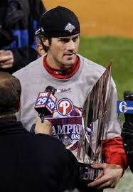 year MLB world series MVP.