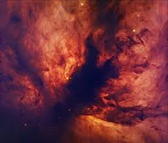 Flame Nebula Close-Up