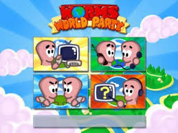 Game worm world party Wormswp1