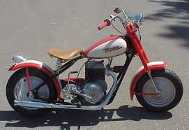 mustang old motorcycles for sale