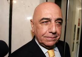 """غالياني :"""" بالوتيللي لن ياتي وامام باليرمو لم يكن بإمكاننا فعل شيئ مع هذه الغيابات """" Galliani_adriano"""