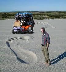 Steve Finds Big Foot Evidence